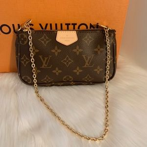 🌟Louis Vuitton Mini Pochette🌟